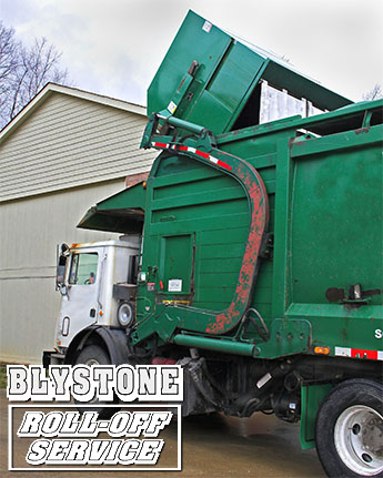 Dumpster Roll-Off Service in Pittsburgh, PA